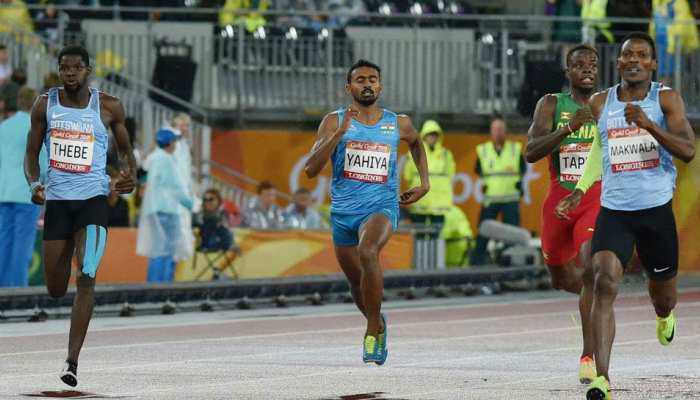 विश्व एथलेटिक्स चैम्पियनशिप: भारतीय मिश्रित रिले टीम ने हासिल किया ओलंपिक कोटा