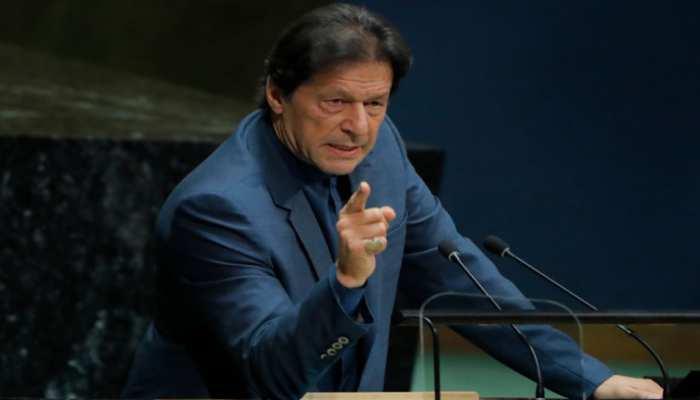 पाकिस्तान PM इमरान खान ने UNGA में भारत के खिलाफ उगला था जहर, उन पर दो केस हो गए दर्ज
