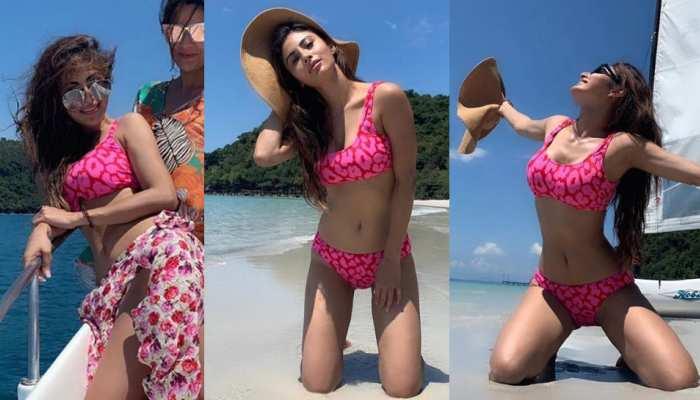 Mouni Roy latest Bikini pictures going viral