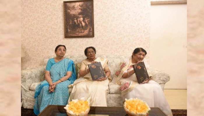 लता मंगेशकर को 90वीं वर्षगांठ पर मिला बेहतरीन तोहफा, बहन ने लिखी उन पर 'दीदी और मैं' किताब