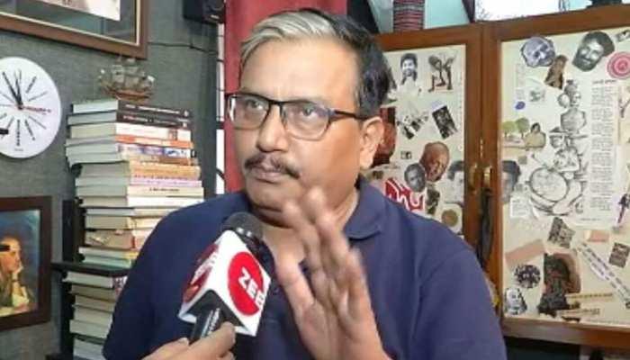 बिहार: RJD नेता मनोज झा ने साधा सरकार पर निशाना, कहा- बारिश से स्मार्ट सिटी का नकाब