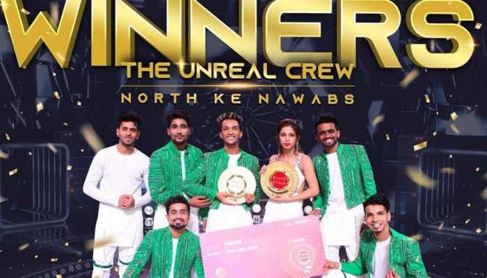 VIDEO: 'डांस इंडिया डांस 7' के फिनाले में जमकर हुई मस्ती, अनरियल क्रू ने जीता खिताब