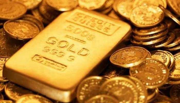 जयपुर एयरपोर्ट पर फिर पकड़ा गया तस्करी का सोना, यात्री गिरफ्तार