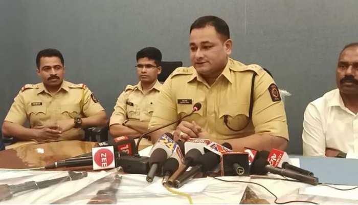 मुंबई में दहशत फैलाने की कोशिश नाकाम, हथियारों के साथ पालघर से 2 आरोपी गिरफ्तार