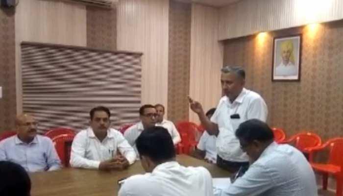 राजस्थान: SP को हटाने की मांग को लेकर वकील समुदाय आज फिर प्रदर्शन पर