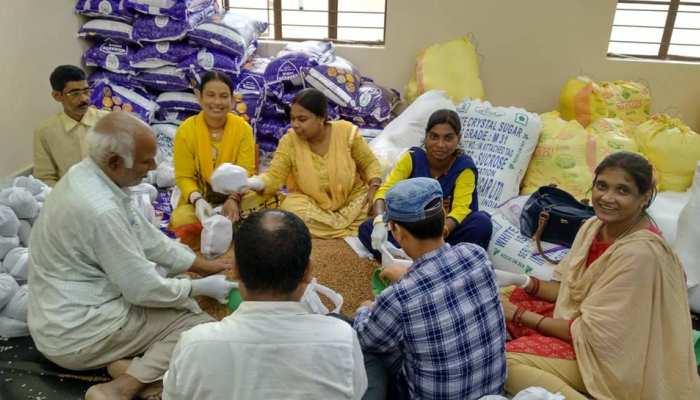 नालंदा: बाढ़ पीड़ितों तक राहत सामग्री पहुंचाने में जुटा प्रशासन, प्रभारी सचिव ने किया निरीक्षण