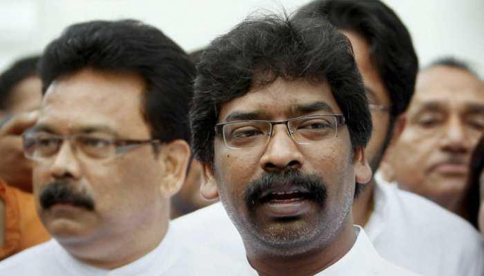झारखंड: हेमंत सोरेन के आवास पर हुई कांग्रेस-JMM की बैठक, RPN सिंह भी रहे मौजूद
