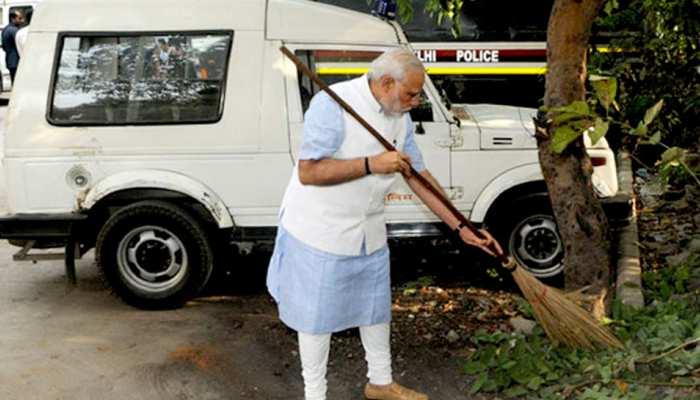 साबरमती के तट के कटिहार के स्वच्छाग्रही सीखेंगे स्वच्छता का पाठ, PM मोदी भी करेंगे संबोधित