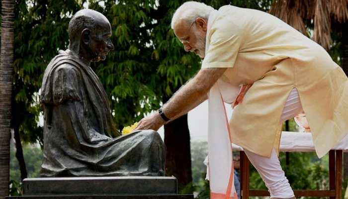 बापू की 150वीं जयंती आज, PM मोदी जाएंगे साबरमती; भारत को घोषित करेंगे ओडीएफ