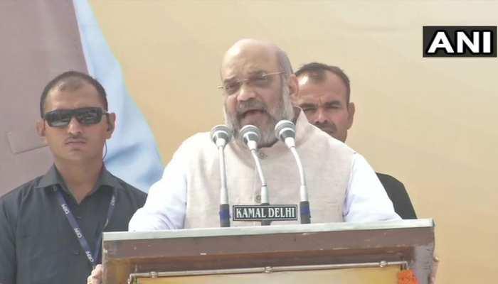 मोदी जी ने गांधी जी के विचारों को चरितार्थ करने का काम किया हैः अमित शाह