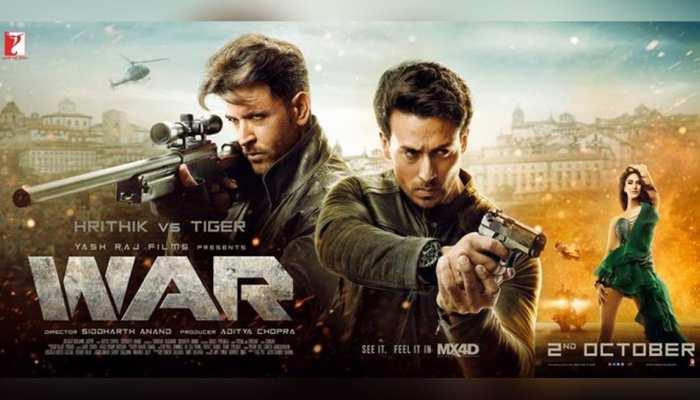 'वॉर' REVIEW: दमदार है ऋतिक और टाइगर का एक्शन, फिल्म की कमाई तोड़ेगी कई रिकॉर्ड्स!