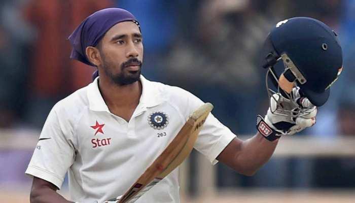 इतिहास में आज: ऋद्धिमान साहा ने जिताया था न्यूजीलैंड के खिलाफ टेस्ट मैच, बने थे मैन ऑफ द मैच