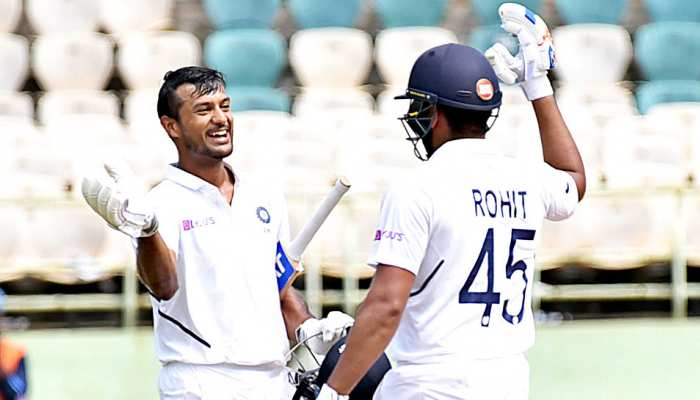 INDvsSA: भारत ने 500 का स्कोर पार करते ही पारी घोषित की, अब गेंदबाजों की बारी