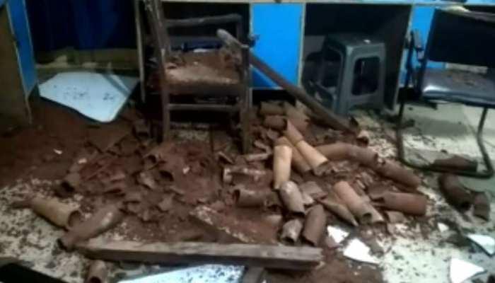 बिहार: नालंदा में शिक्षा पदाधिकारी के ऑफिस की छत गिरी, तीन घायल