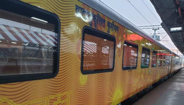 In Tejas Express menu divided into two categories Executive Class and Chair Car Class