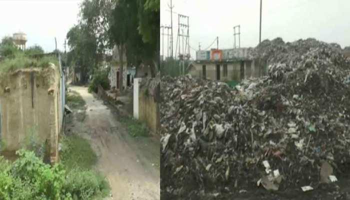 कानपुरः कचरे के कारण इन गांवों के युवा हैं कुंवारे, न जाती है कोई बारात, न उठती कोई डोली