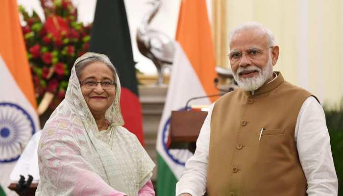 बांग्लादेश के तटीय क्षेत्र में भारत लगाएगा सर्विलांस सिस्टम, बांग्लादेश देगा नॉर्थ-ईस्ट को LPG