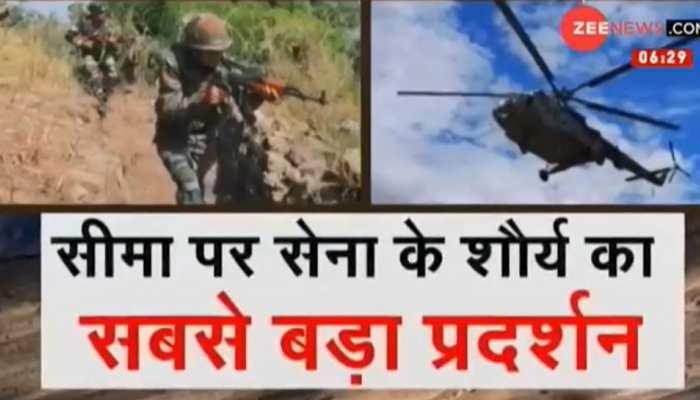 चीन को अरुणाचल में हिंद की सेना का चैलेंज, सरहद की हद में रहना सिखाएगा हिंदुस्तान