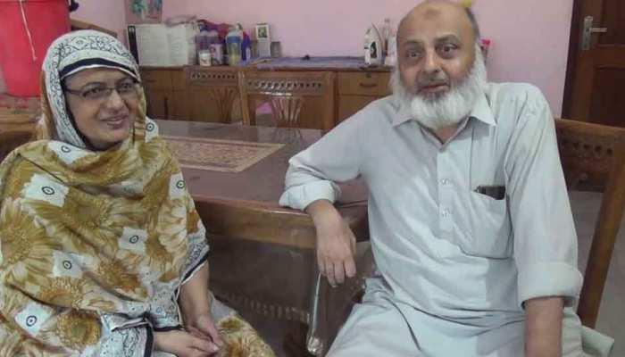 PHOTOS: Zubaida Begum of Muzaffarnagar granted Indian citizenship last week, after 35 yrs of her marriage