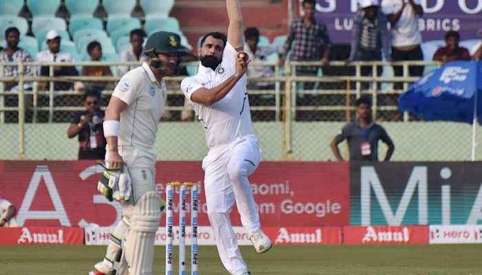 IND vs SA: अफ्रीकी पुच्छल्ले बल्लेबाज कर रहे थे परेशान, शमी ने दिलाई भारत को जीत
