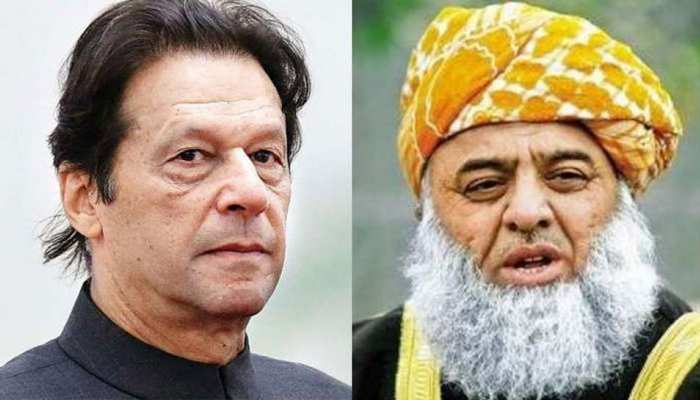 इस मौलाना ने किया ऐलान- इमरान से छीन लेंगे पीएम की कुर्सी, अगर आंदोलन रोका तो पाकिस्तान जाम कर देंगे