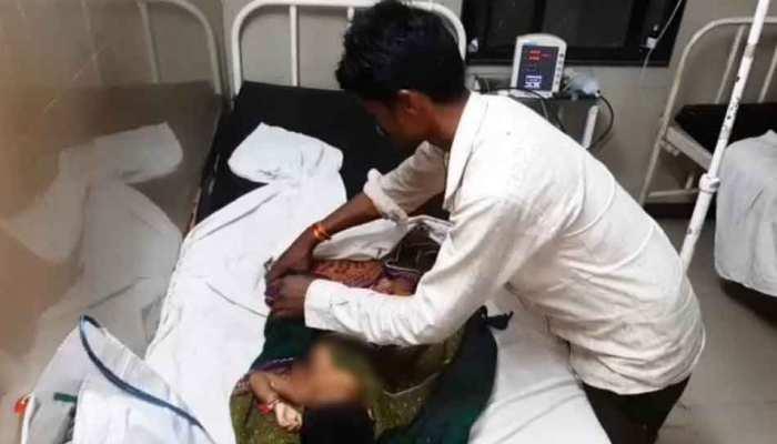 MP: बुखार से तड़प रही थी 2 साल की बच्ची, अंधविश्वासी मां ने गर्म सलाखों से जलाया