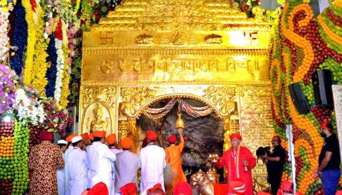 Photos of devotee Mata Vaishno Devi Katra Jammu Kashmir in navratri 2019