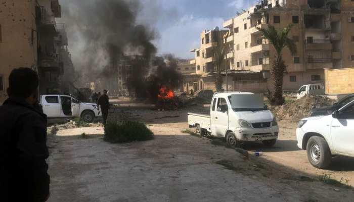 अफगानिस्तान के जलालाबाद में विस्फोट, 10 मरे