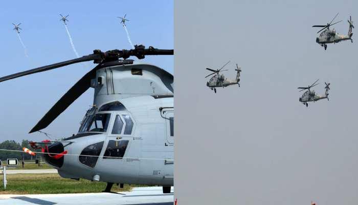 भारतीय वायुसेना का 87वां स्थापना दिवस आज, शिनूक-अपाचे हेलीकॉप्टर दिखाएंगे दमखम