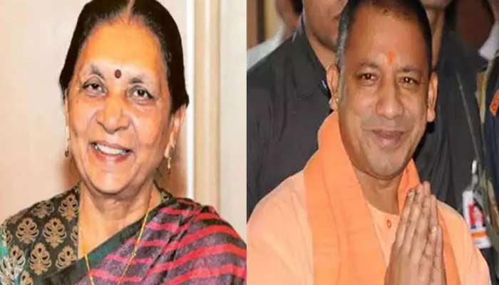 राज्यपाल आनंदीबेन और CM योगी ने लोगों को दी विजयादशमी की शुभकामनाएं