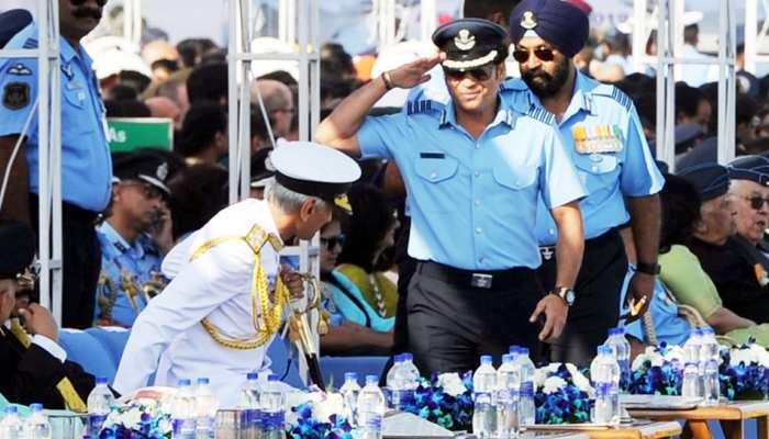 VIDEO: सैनिकों का हौसला बढ़ाने पहुंचे सचिन तेंदुलकर, कहा- अभिनंदन को देख रोंगटे खड़े हो गए