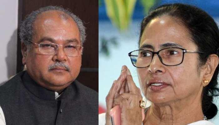 CM ममता रोक रहीं हैं किसानों के 4200 करोड़ रुपए, कृषि मंत्री नरेंद्र सिंह तोमर ने लिखी चिट्ठी