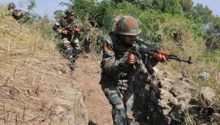 सुरक्षाबलों ने एनकाउंटर में मार गिराया लश्कर आतंकी, हथियार-ग्रेनेड का बड़ा सप्लायर भी था...