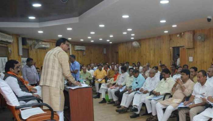 मध्य प्रदेशः निकाय चुनाव को लेकर BJP की अहम बैठक आज, इन मुद्दों पर हो सकती है चर्चा