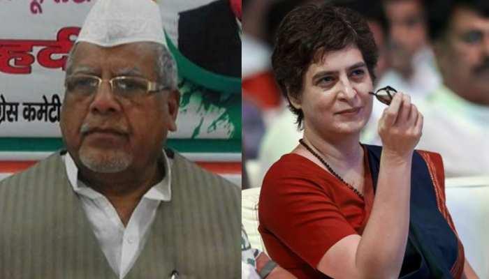 नई टीम बनते ही UP कांग्रेस में पड़ी फूट, इस दिग्गज ने दिया इस्तीफा, प्रियंका ने बुलाई बैठक