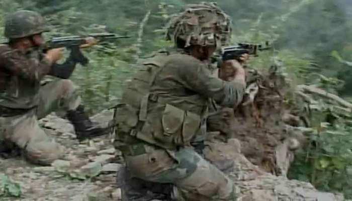 पाकिस्तानी सेना ने पुंछ में अलग-अलग जगह की गोलाबारी, भारतीय सेना ने दिया करारा जवाब