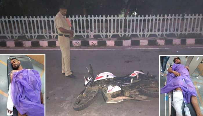 VIDEO: दिल्ली में महिला पत्रकार को लूटने वाले बदमाशों का एनकाउंटर, हाथ-पैर में लगी गोलियां