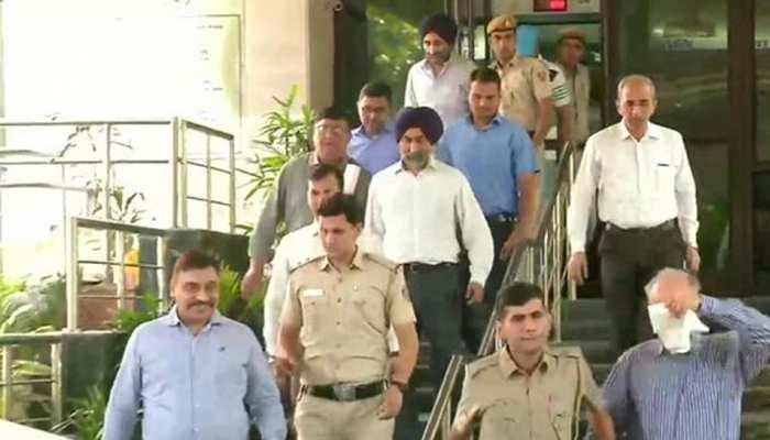 दिल्ली: Ranbaxy कंपनी के पूर्व प्रमोटर मलविंदर और शिविंदर सिंह 4 दिन की पुलिस रिमांड पर