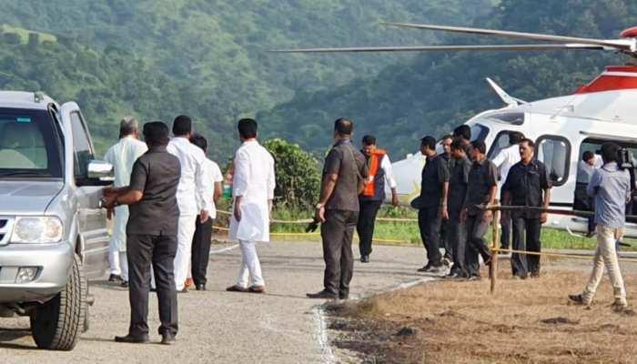 1 या 2 नहीं पूरे 5 बार हेलिकॉप्टर हादसे का शिकार होते-होते बचे हैं महाराष्ट्र के सीएम फडणवीस