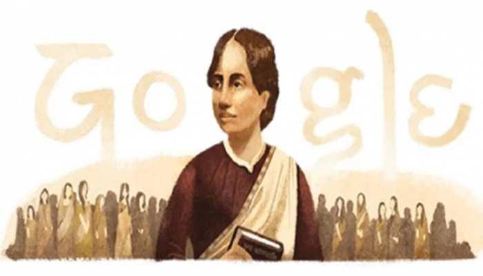 Google ने आज कामिनी रॉय के सम्मान में बनाया डूडल, जानिए उनके बारे में
