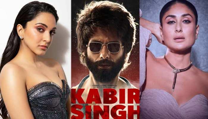 'कबीर सिंह' को लेकर अब आया करीना का REACTION, कियारा की भूमिका पर कही ऐसी बात