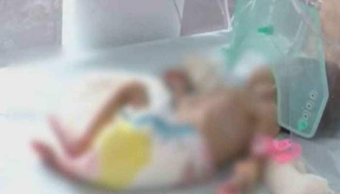 बरेली: मृत नवजात बेटी को दफाना रहा था पिता, गड्ढा खोदते ही मटके में मिली 'सीता'