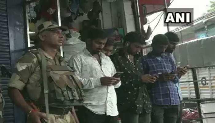 Breaking: जम्मू-कश्मीर में सोमवार दोपहर से सभी पोस्टपेड मोबाइल सेवा हो जाएंगी बहाल