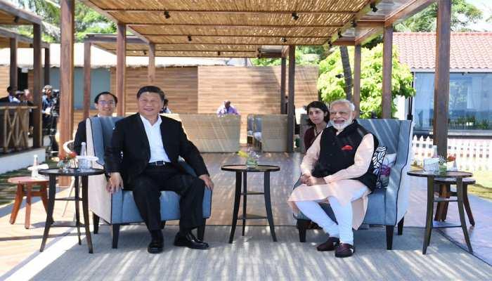 शी जिनपिंग ने पीएम मोदी के सामने नहीं उठाया कश्मीर मुद्दा, जानिए दोनों नेताओं के बीच क्या बातचीत हुई