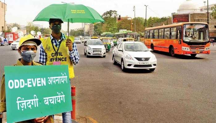 दिल्ली: ऑड -ईवन से महिलाओं को मिलेगी छूट, CNG गाड़ियों को छूट नहीं