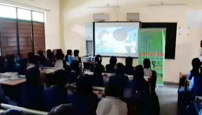 रतलाम में अब सरकारी स्कूलों में होगी LED टीवी से पढ़ाई, टीचर्स की कमी के चलते लिया फैसला