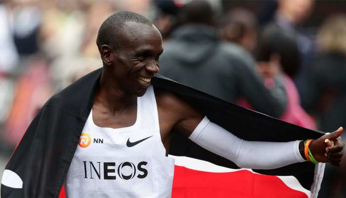 Know who is Eliud Kipchoge, the first person to finish marathon within 2 hours