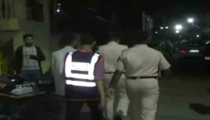 इंदौर में लूट के बाद 70 वर्षीय महिला की हत्या, बंद कमरे में मिला शव