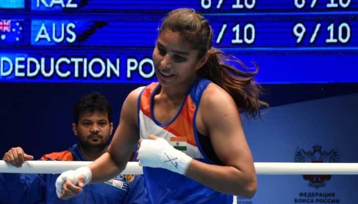 World Boxing championships: मंजू ने हार कर भी रचा इतिहास, तोड़ा मैरी कॉम का रिकॉर्ड