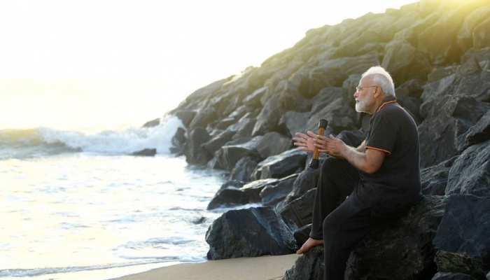 महाबलीपुरम के कूटनीति से अलग पीएम मोदी का कवि रूप, सोशल मीडिया पर शेयर की कविता